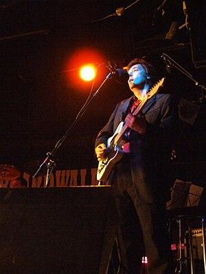 John Hackett (musician) - Image: John Hackett at Sheffield