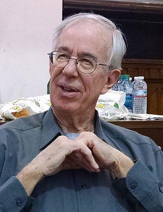 John F. Haught - Theologian John F. Haught of Georgetown University