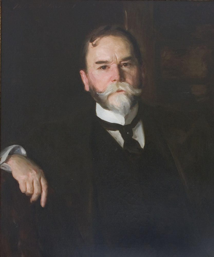 John Hay by John Singer Sargent