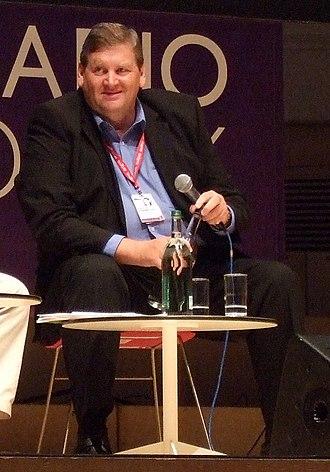 John Myers (radio executive) - John Myers at the Radio Festival 2008
