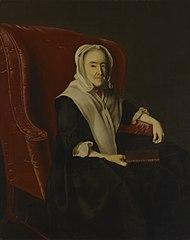 Mrs. John Powell (Anna Susan Dummer)(1684-1764)