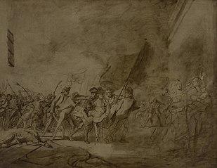 The Death of Major Pierson(1757-1781)
