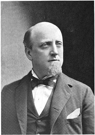 John Wesley Warrington - circa 1897