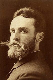 John White Alexander American illustrator