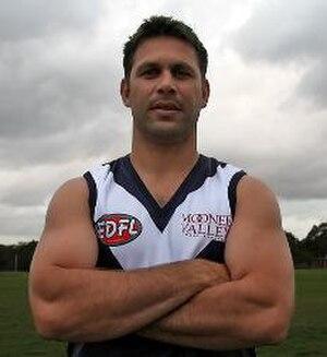 Chris Johnson (footballer, born 1976) - Johnson in 2010