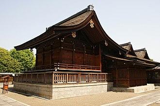 Fushimi-ku, Kyoto - Jonangu
