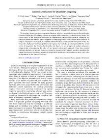 Quantum Computation And Quantum Information Nielsen Pdf