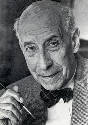 Josef Frank (architect) - Josef Frank, about 1960