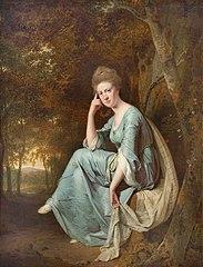 Ellen Goodwin, Mrs Henry Case-Morewood (1740/41-1823)