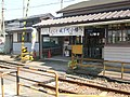 Josyu-Fukushima station,Joshin Dentetsu RAILWAYS - panoramio (1).jpg
