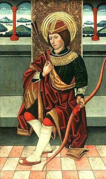 Archivo:Juan de la Abadia - Saint Sebastian.jpg