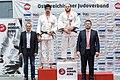 Judo-Staatsmeisterschaften 2017 in Hard Siegerehrungen +100 kg.jpg