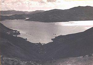 Tseung Kwan O - Junk Bay in 1950s