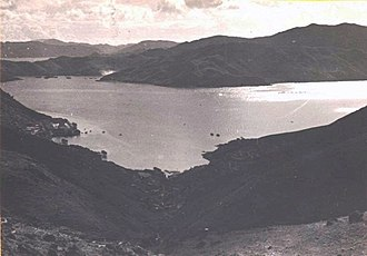 Tseung Kwan O - Junk Bay in 1950s