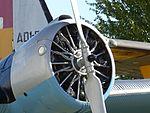 Junkers Ju 52 en el Museo del Aire, Madrid, España, 2016 05.jpg