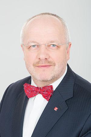 Juozas Olekas - Image: Juozas Olekas portrait
