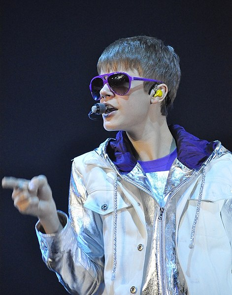 File:Justin Bieber, April 2011.jpg