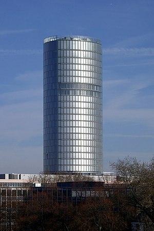 Kölntriangle - KölnTriangle in 2008