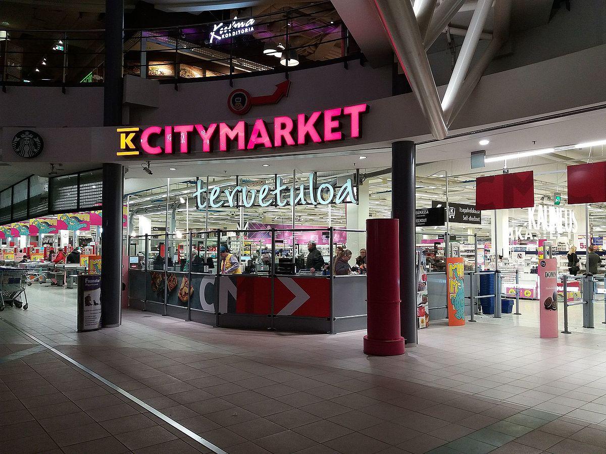 Myyrmanni Citymarket