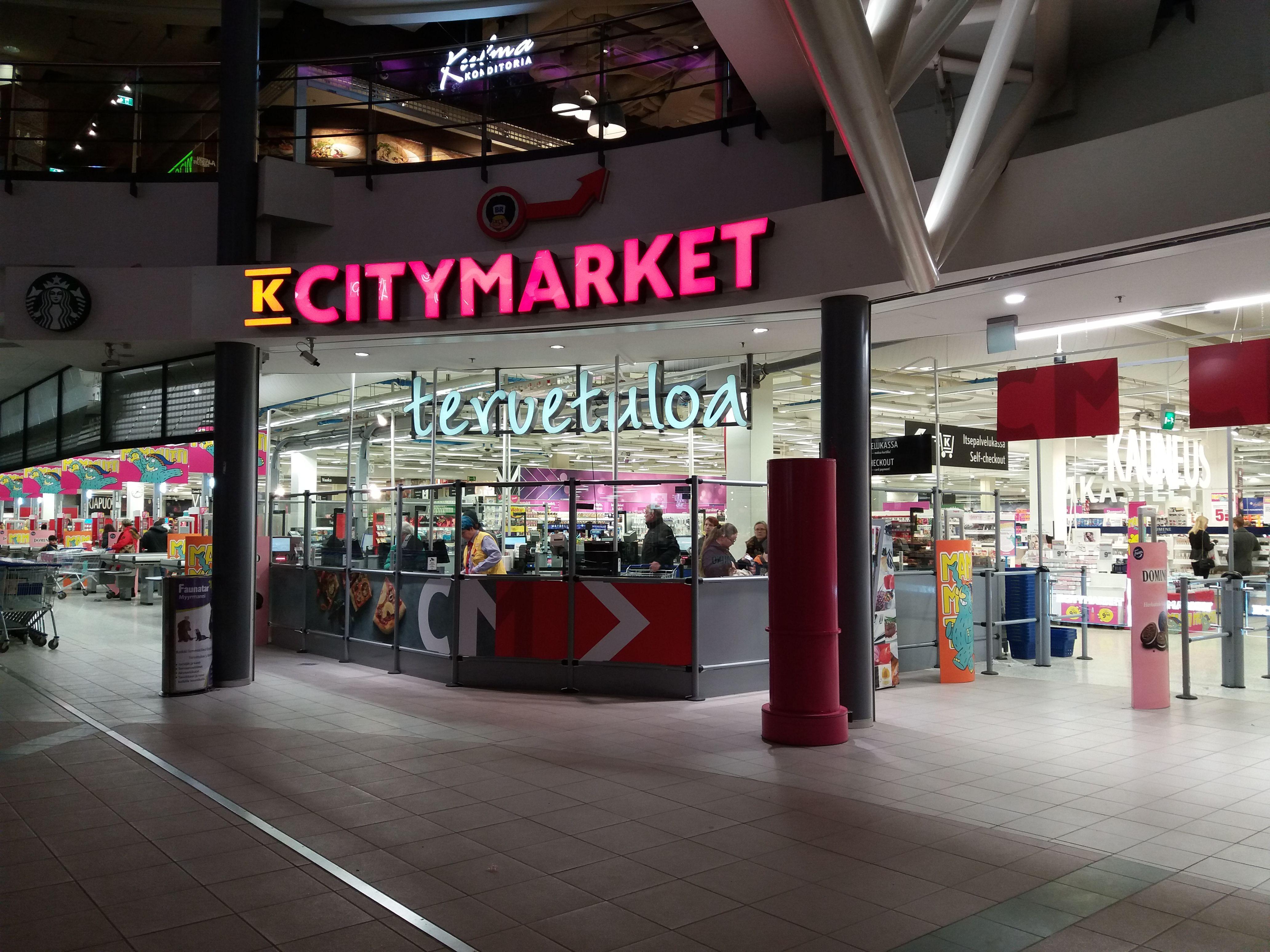 K Citymarket Rauma