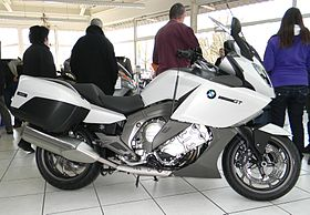 image illustrative de l'article BMW K 1600 GT/GTL