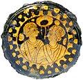 KHM Wien Zwischengoldglas Heilige XIa 37.jpg