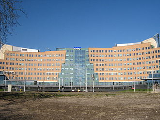 KPMG - Current KPMG head office in Amstelveen, The Netherlands