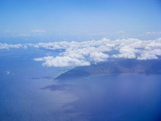 Kaena Point - Image: Kaena Point Aerial