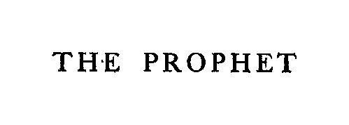 File:Kahlil Gibran - The Prophet (1926 edition, Heinemann) pdf