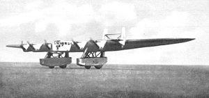 The Weirdest Airplane In The World. Perhaps? 300px-Kalinin_K-7_01
