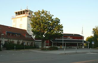 Kalmar Airport - Image: Kalmar airport