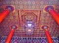 Kaohsiung Lotus Pond Qi Ming Tang Temple Halle Innen 2.jpg