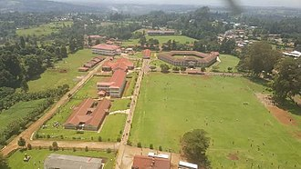 Kapsabet High School - Kapsabet High School Campus aerial view
