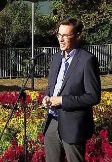 Gergely Karácsony Hungarian politician, Mayor of Budapest