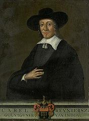 Karel Reyniersz (1604-53). Gouverneur-generaal (1650-53)
