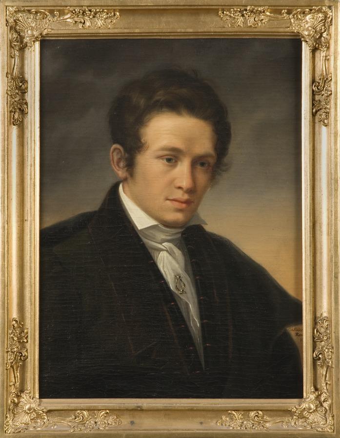 Karl August Nicander, 1799-1839