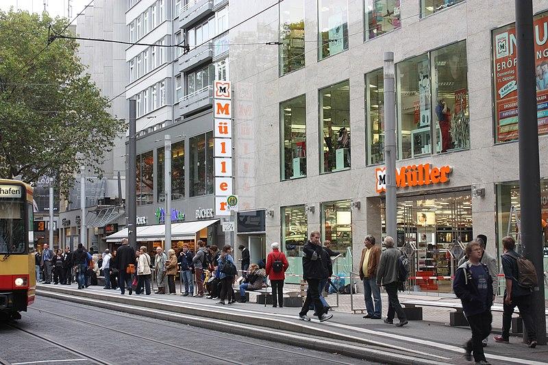 Karlsruhe Kaiserstraße