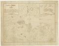 Karta över Gävle med omgivningar, från 1720-talet - Skoklosters slott - 97970.tif