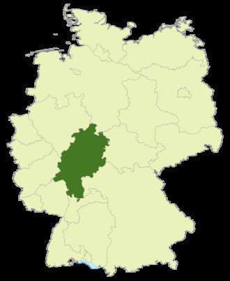 Hessenliga - Hessen-Liga