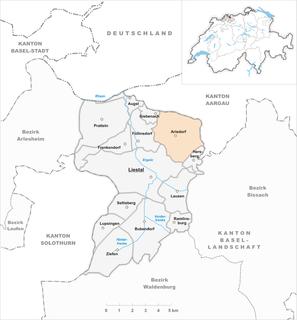 Arisdorf,  Basel-Landschaft, Schweiz
