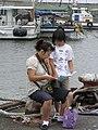 Kashira island in Bizen, Okayama,Japan 岡山県備前市日生町日生,頭島 261.JPG