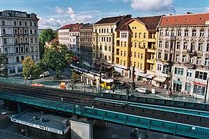 Deutsch: U-Bhf Eberswalder Str., Berlin-Prenzl...