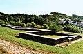 Kastell Schirenhof - Militärbad - 1993.jpg