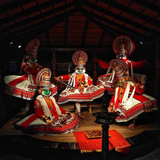 Kathakali All Characters