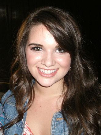 Katie Stevens - Katie Stevens in July 2010.