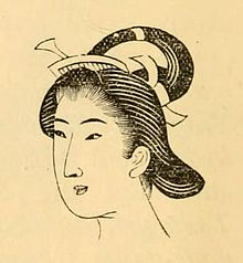 勝山髷 - Wikipedia