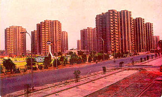 Ghaziabad, Uttar Pradesh - Kaushambi Housing Society