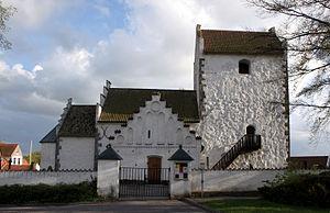 Kävlinge - Kävlinge Church