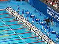 Kazan 2015 - 50m backstroke start 2nd semi.JPG