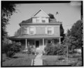 Keasbey and Mattison Company, Four-Square House Type, 43 Hendricks Street, Ambler, Montgomery County, PA HABS PA,46-AMB,10Y-3.tif